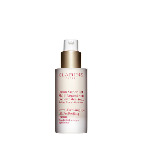 extra firming eye lift perfecting serum your skin care routine clarins. Black Bedroom Furniture Sets. Home Design Ideas