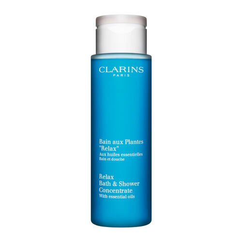 Relax Bath And Shower Concentrate Relax Smooth And