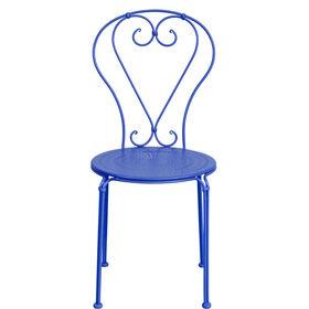 CENTURY Stuhl blau (matt)