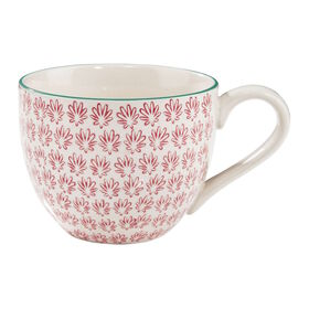 RETRO Tasse 550 ml rot