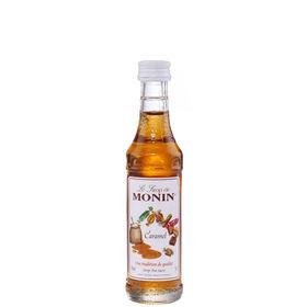 MONIN Mini Sirup Caramel 50ml