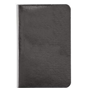 JOURNAL Notizbuch A5 dark metallic