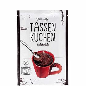 TÜPFELCHEN Tassenkuchen Schokolade