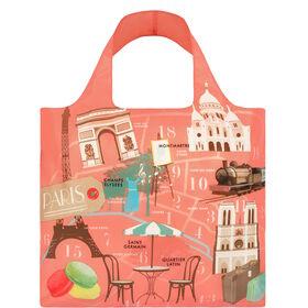 LOQI Einkaufstasche Paris