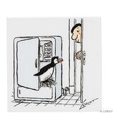 LORIOT Kühlschrankmagnet kalt gestellt C
