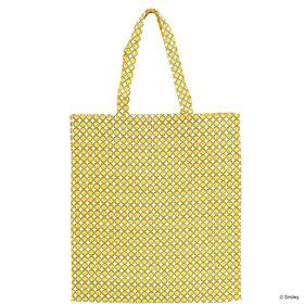 SMILEY Einkaufstasche groß 36x40x10cm