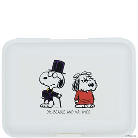 PEANUTS Brotdose Dr. Beagle & Mr. Hyde