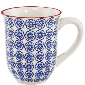 RETRO Tasse 300 ml blau