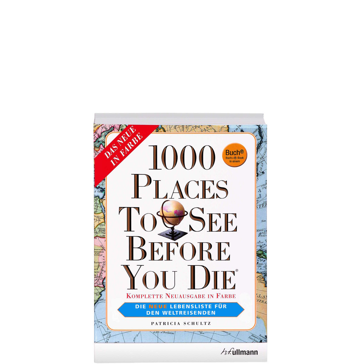 BOOK 1000 Places to see before you die 2