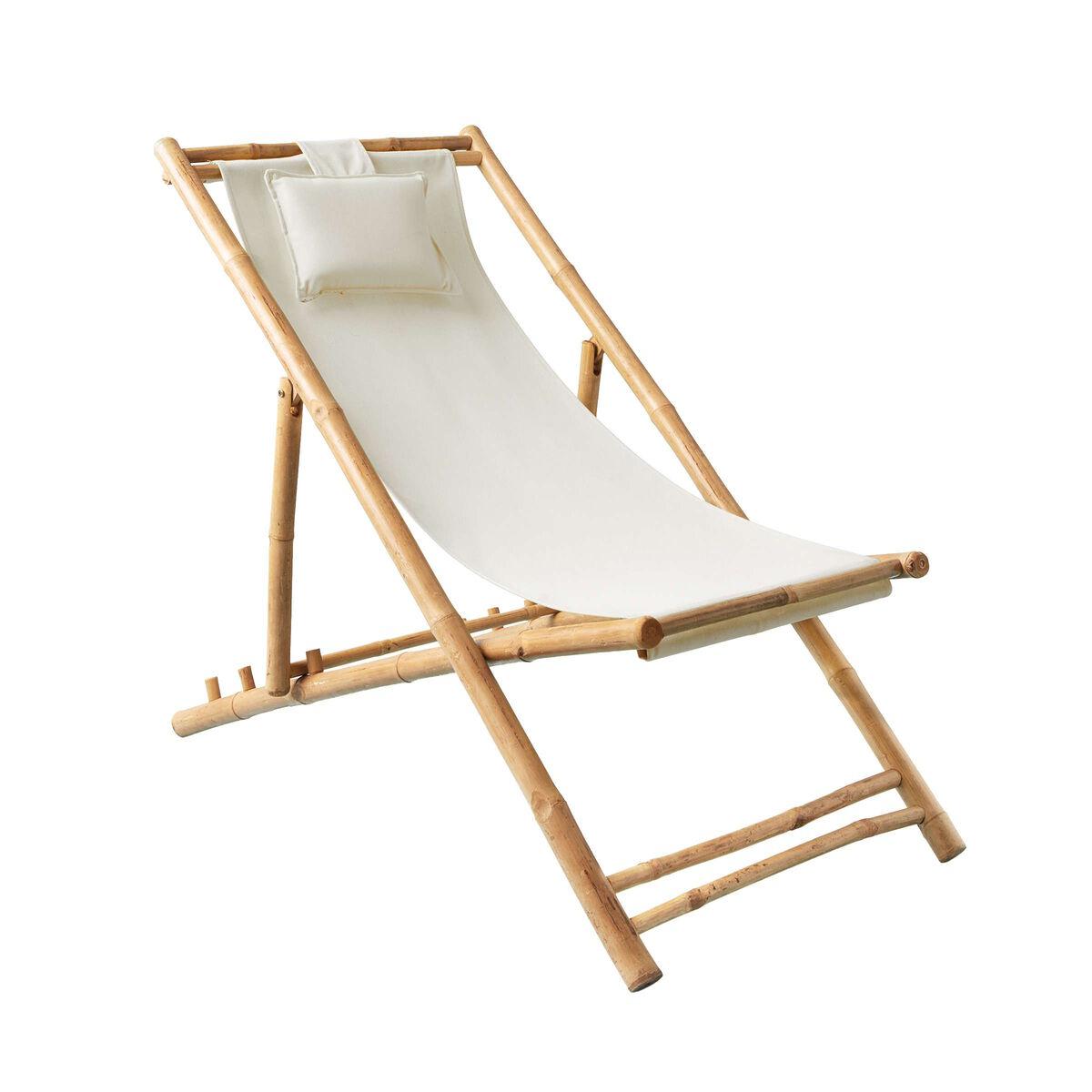 BONDI BEACH Liegestuhl beige