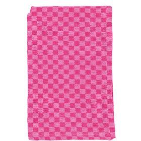 NICE DRY Grubentuch dunkel-pink