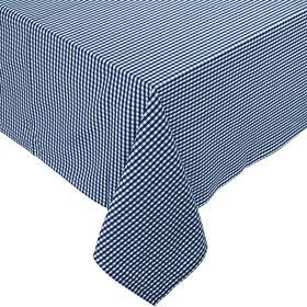 VICHY TD 140x140cm blau