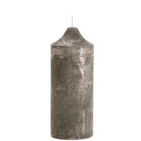 FANCY FLAME Kerze taupe 100/250