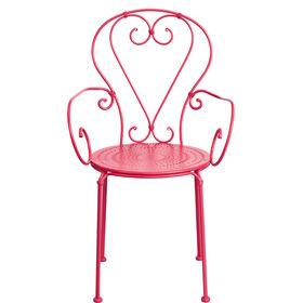 CENTURY Stuhl mit Armlehne melone
