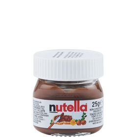 NUTELLA Mini Glas 25g