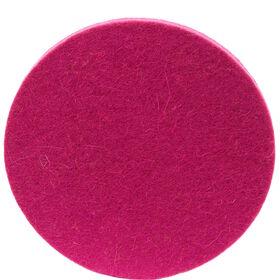 FELTO Wollfilz-Untersetzer pink