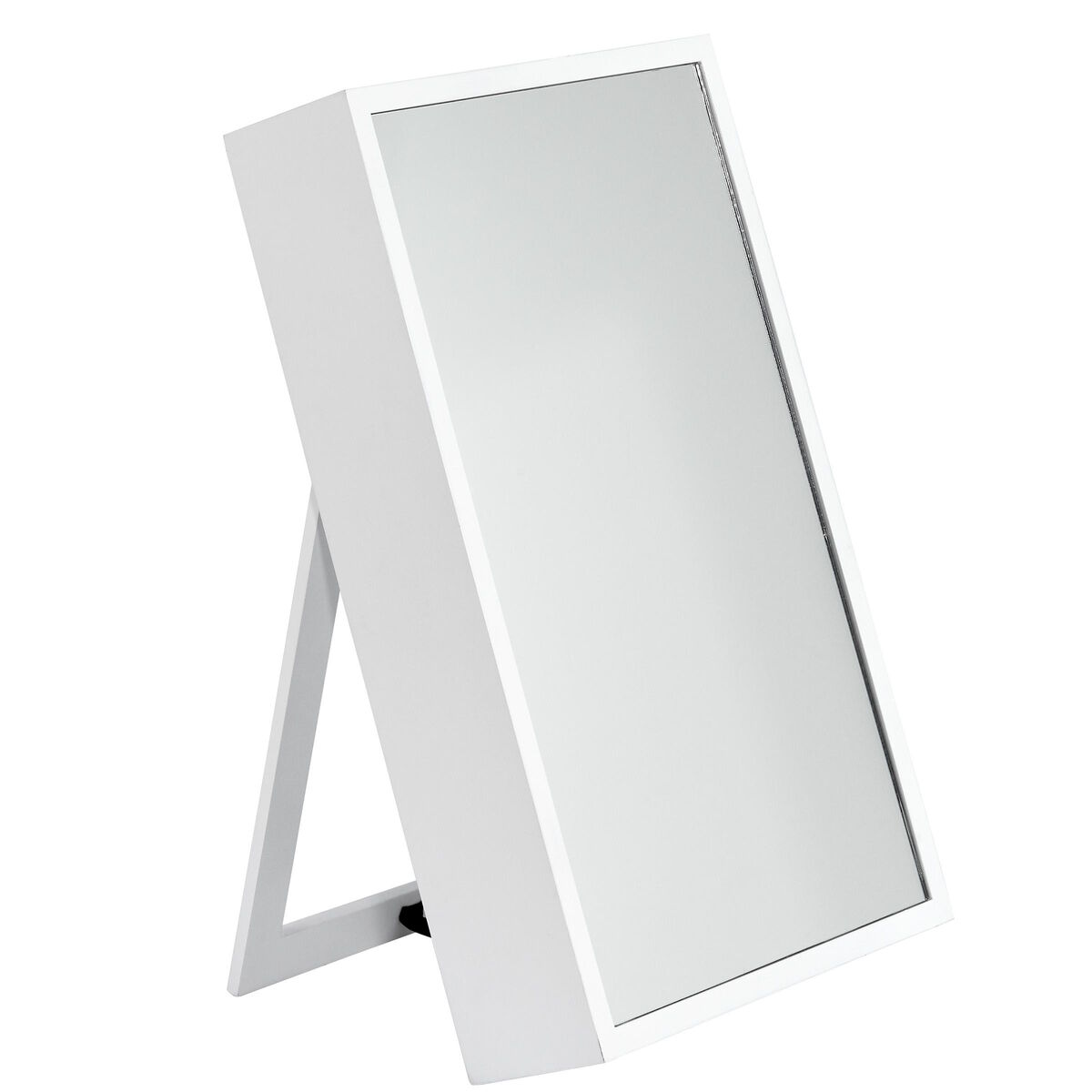 AUDREY Tischspiegel mit Schmuckschublade