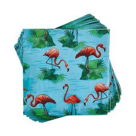 APRES Papierserviette Flamingos