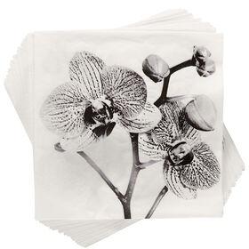 APRÈS Serviette Orchidee