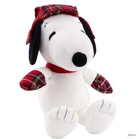 PEANUTS Schotten Snoopy