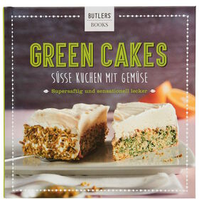 KOCHBUCH Butlers 20x20 Green Cakes