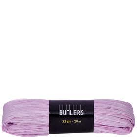 RAFFIA Geschenkband rosa 20m