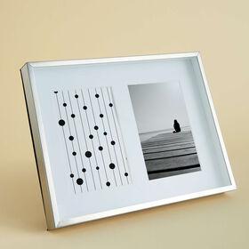 MEMORIES Met. Bilderr. 2x10x15breit,matt