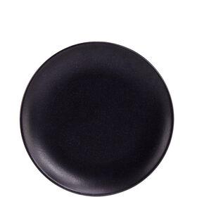 SAMURAI Teller schwarz Ø 21 cm