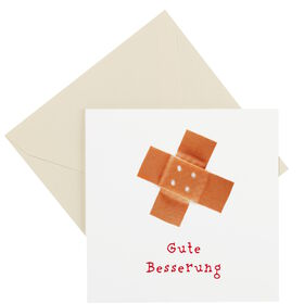 CARD Dop.quad.m.Ums.: Pflaster/Gute Bess