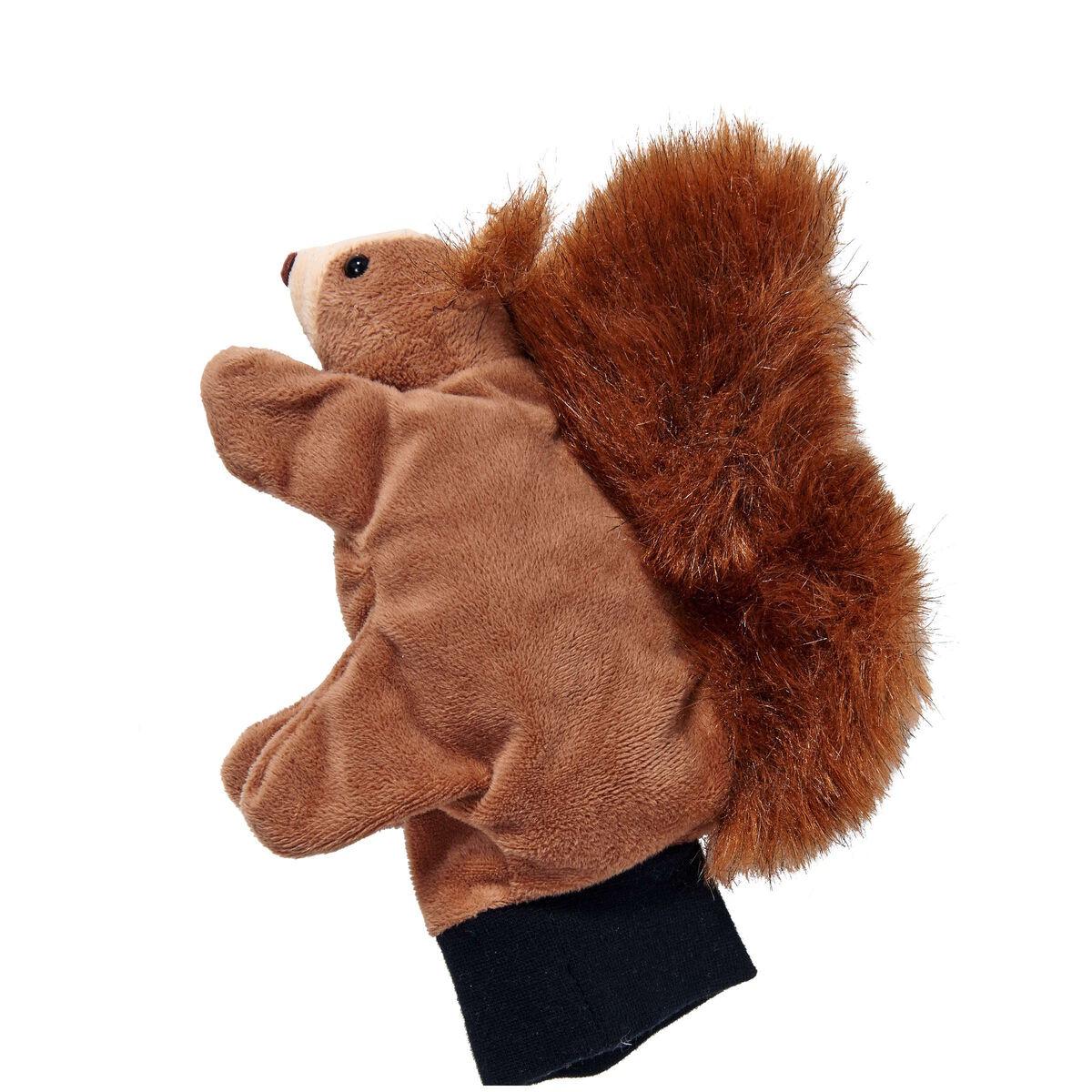 WILD GUYS Handpuppe Eichhörnchen