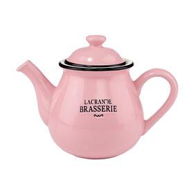 LA GRANDE BRASSERIE Teekanne 850 ml rosa