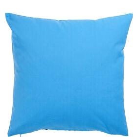 BIG BLUE Kissen 50x50cm blau