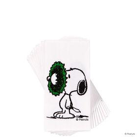 PEANUTS Taschentücher Snoopy/Kranz 10er