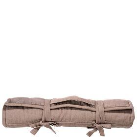 BALANCE Fitnessmatte 70x190cm taupe