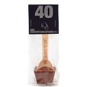 "HOTCHOCSPOON Trinkschokolade ""40%"" 50g"