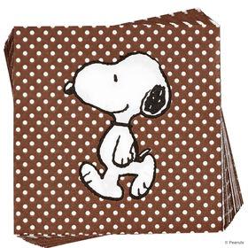 PEANUTS Papierserviette Snoopy