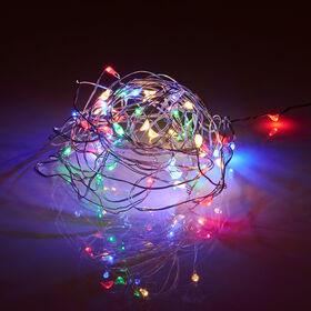BRIGHT NIGHT LED LK Draht 50L bunt