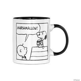 PEANUTS Tasse Comic Marshmallow