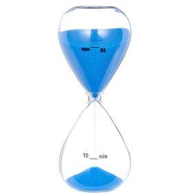 TOP TEN Sanduhr 10 Minuten blau