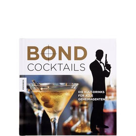 BOOK Bond Cocktails