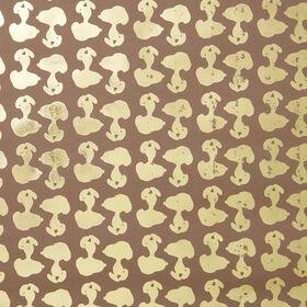 PEANUTS Kraftpapier Snoopy gold
