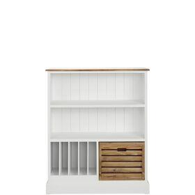 CAMPAGNE Bücherregal 98x32x118cm