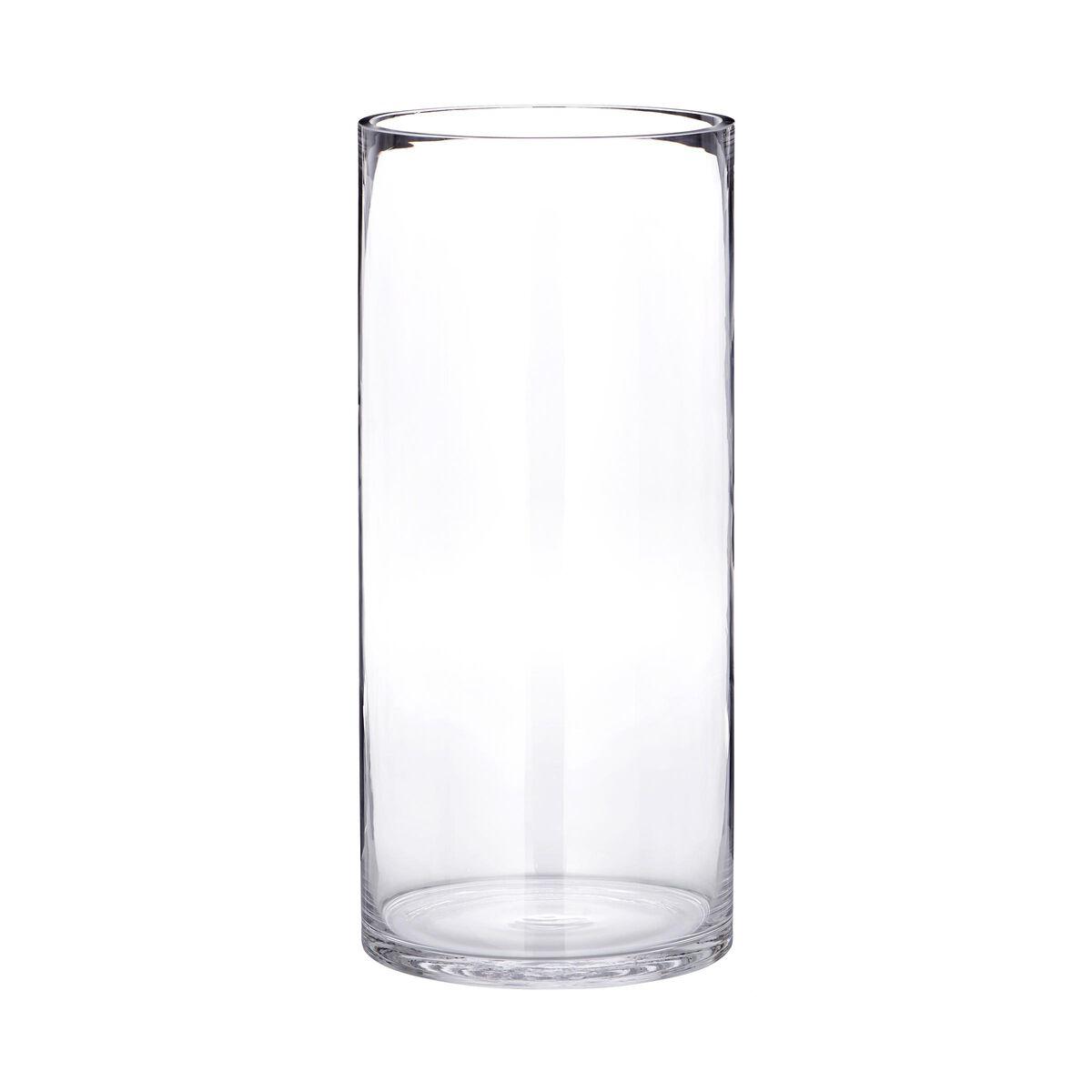 POOL zylindrische Bodenvase 40cm,Ø18cm