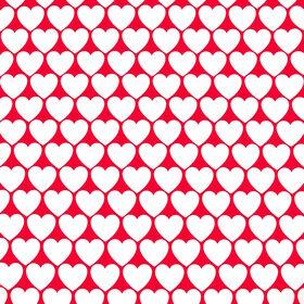SURPRISE Geschenkpapier Herzen 70x200cm