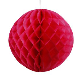 MAJA Honeycomb Ball 30 cm, rosa