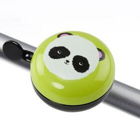 DING DONG Fahrradklingel Panda 80mm