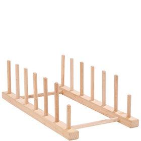 BEECH Tellerständer aus Holz