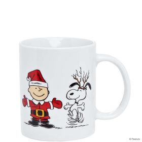 PEANUTS Snoopy & Charlie Brown Tasse