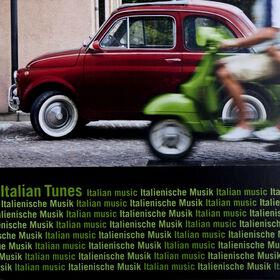 ITALIAN TUNES CD Italienische Musik