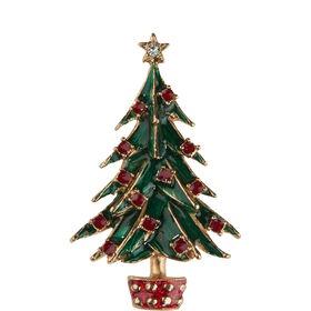X-MAS Anstecker Weihnachtsbaum